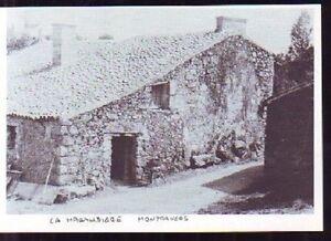 1983 -- LA MARANDIERE A MONTRAVERS J289 - France - 1983 -- LA MARANDIERE A MONTRAVERS il ne s'agit pas d'une carte postale , mais d'un beau document paru dans la rare LE HAUT POITOU EN 1983 le document GARANTI D'EPOQUE est en tres bon état et présenté sur carton d'encadrement format 135 X 95 m - France