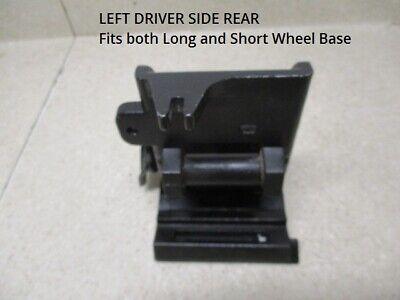 22778158 07 to 14 Escalade Suburban Power Running Board Rear Left Hinge Bracket