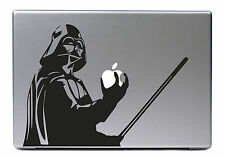 "Apple MacBook Air Pro 13"" DARTH VADER STAR WARS Aufkleber Sticker Skin Decal 743"