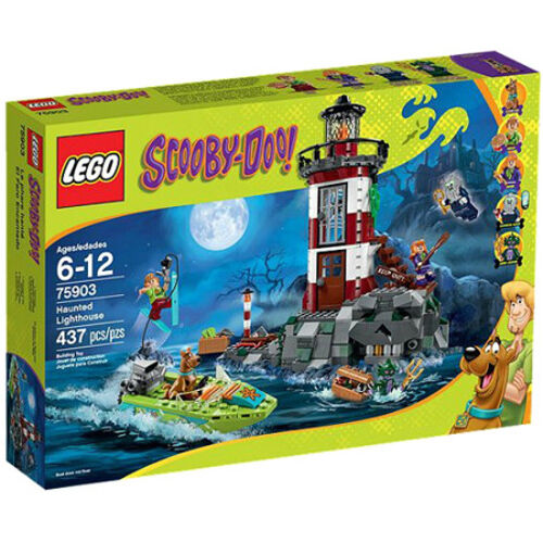 LEGO 75903 Scooby-Doo Haunted Lighthouse Set New In Box Sealed