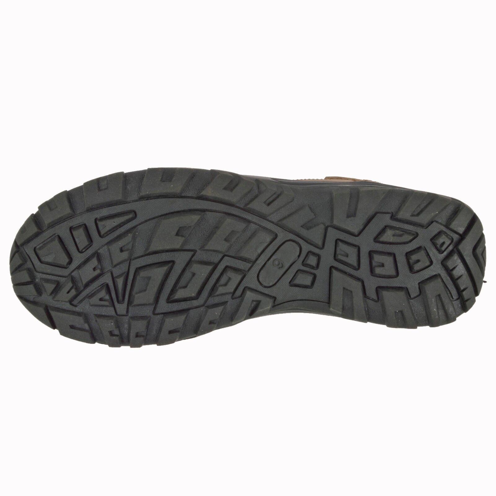 Rock hill northside uomini cuoio upper met stivali scarpe scarpe scarpe memory foam soletta noi 9 d69b7b