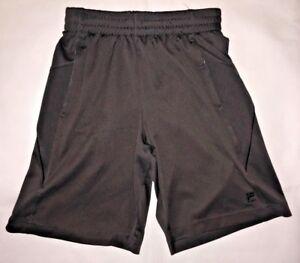 e8f675e9862 Image is loading FILA-Boys-Athletic-Workout-Gym-Shorts-Size-Small-