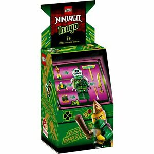 LEGO-NINJAGO-71716-Avatar-Lloyd-Arcade-Kapsel-NEU-amp-OVP