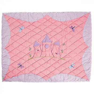 Small Large Seaside Beach Lighthouse Play Mat Rug by Win Green Floor Quilt