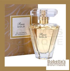 9a61e01f410 RARE GOLD AVON Eau de Parfum pour Elle Vaporisateur 50 ML