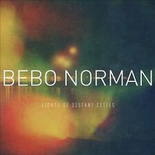 Bebo Norman-Lights Of Distant Cities Praise & Worship Music (New Factory Sealed)