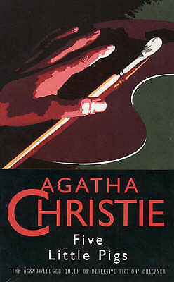 Five Little Pigs (The Christie Collection) (Spanish Edition),ACCEPTABLE Book