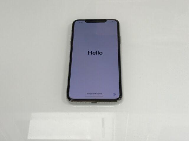 Apple iPhone 11 Pro Max - 256GB - White (Unlocked)