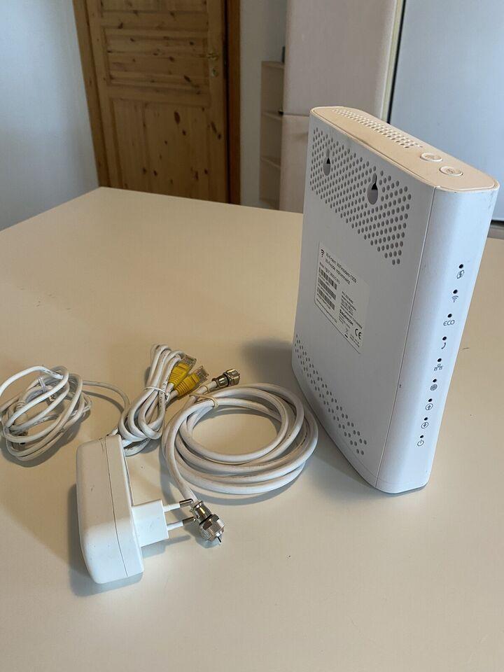Router, Sagemcom, Perfekt
