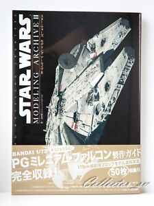 3-7-Days-Star-Wars-Modeling-Archive-II-2-Model-Graphix-Book-from-Japan