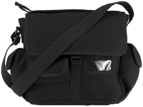 Urban Explorer Canvas Bag Large Satchel Shoulder Ladies Women/'s Girls Purse