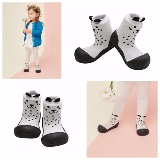 ATTIPAS CUTIE WHITE little shoes infant