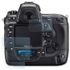 atFoliX-3x-Schermbeschermer-voor-Nikon-D3s-Screen-Protector-duidelijk-Folie