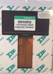 Display-LCD-SEPDISP06-Mercedes-W203-AMG-W203