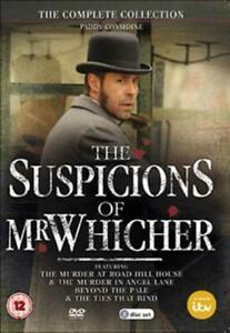 The Suspicions Of Mr Whicher - The Legami Che Bind DVD Nuovo DVD (AV3184)