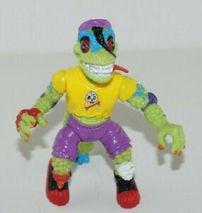 Vintage Playmates TMNT Teenage Mutant Ninja Turtles Mondo Gecko Action Figure