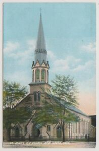 card-St-John-039-s-R-C-Church-New-Haven-Connecticut-A27
