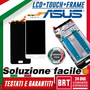 DISPLAY-LCD-TOUCH-SCREEN-FRAME-ORIGINALE-PER-Asus-Zenfone-4-MAX-ZC520KL-X00HD