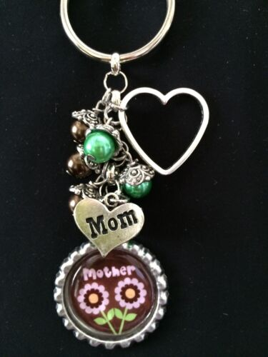 Mom Keychain Mother Key Chain Mothers Day Key Chain