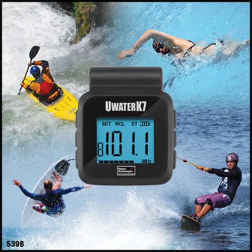 Swim Radio Player /& Earphones /& Buds bundle 100/% waterproof  by Uwater