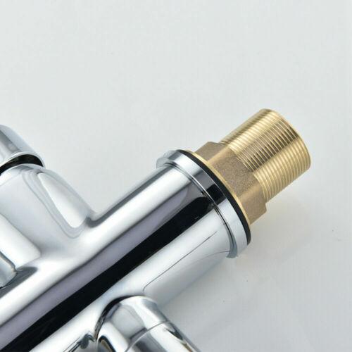 Osmoseanlage 3 Wege Wasserhahn Küchenspüle Armatur Messing Keramikventil m//Hose