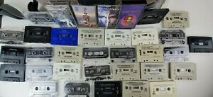 Cassette-Tape-Albums-Collection-Of-67-Top-80s-90s-Pop-R-amp-B-Classic-Modern-Rock
