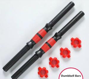 Barra-de-mancuernas-2X-encarga-de-levantamiento-de-pesas-Spinlock-collar-conjunto-Entrenamiento