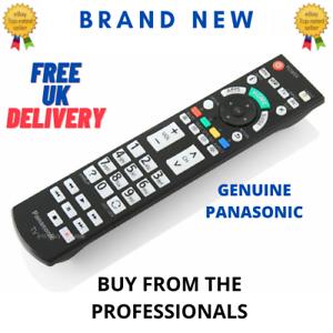 Panasonic-N2QAYB000863-Genuine-Original-Remote-Control