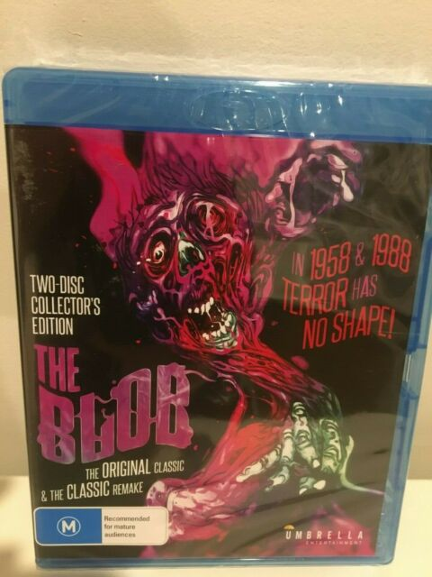 The Blob : 2-Disc Collector's Edition Blu-Ray (245  of 2300) New Region B