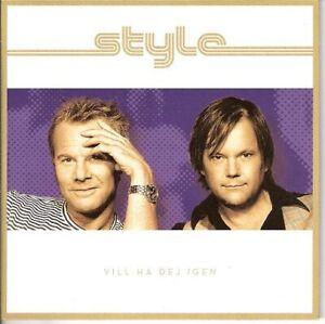 Style-034-Vill-Ha-Dej-Igen-034-2009-CD-Single
