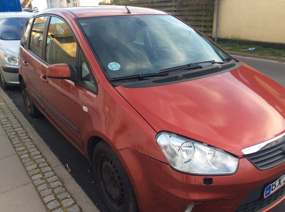 Ford C-MAX, 1,6 TDCi 109 Trend Collection, Diesel