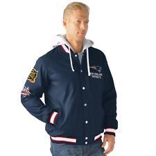 G-III New England Patriots NFL Super Bowl Champions Glory Jacket Hoody XL
