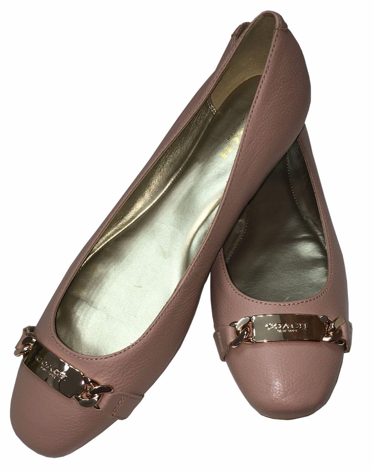 Neu Trainer Weiß Leder Ballett Ballerinas Schuhe Hautfarben Beige Warme