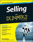 Selling For Dummies by Tom Hopkins (Paperback, 2015)