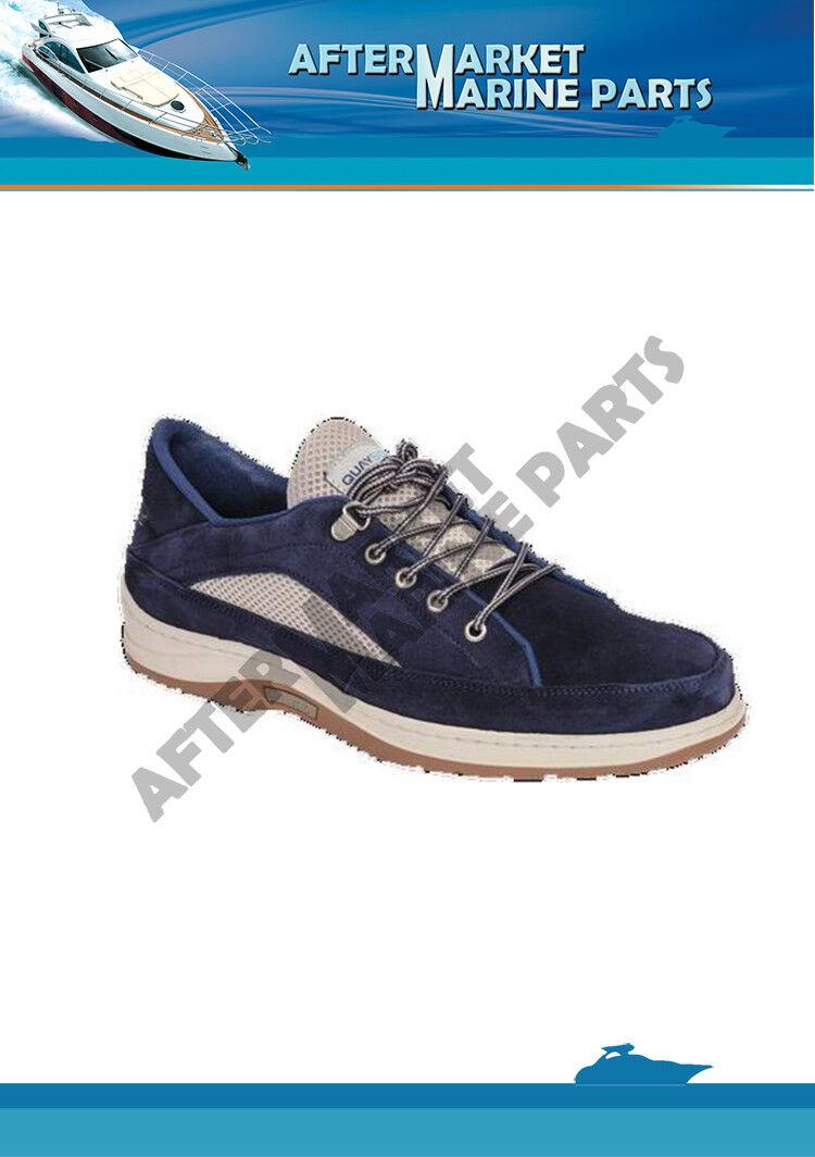 QUAYSIDE CHALLENGER NAVY Nautic shoe, Navy (Num. 41 to 47)