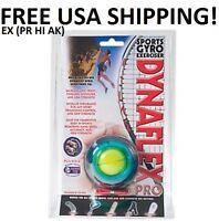 Dynaflex Pro Sports Gyro Exerciser (powerball) Dyna-flex Brand