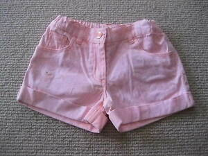 Gorgeous-Girls-Apricot-Shorts-Size-7