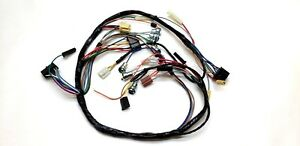 1957 Chevy Under Dash Wiring Harness - Wiring Diagrams List on