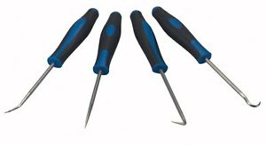 "OTC 8262 6.5"" Short Pick and Hook Set - 4 Piece"