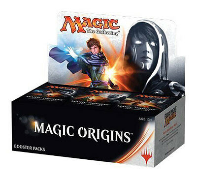 ENGLISH Magic the gathering MTG M16 ORIGINS Booster Box 36ct SEALED IN HAND!!