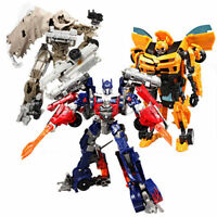 Transformer Dark of the Moon 3 Bumblebee Optimus Prime Action Figure Toy Car