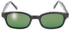 véritable lunettes soleil KD'S dark green 2126 - compatible casque moto bikers