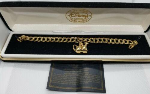Disney Charm Bracelet 1995 Anniversary Including S