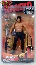 "RAMBO The Force of Freedom 7"" inch Figure SDCC Comic Con Exclusive Neca 2015"