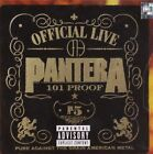 Official Live: 101 Proof by Pantera (CD, Jul-1997, EastWest)