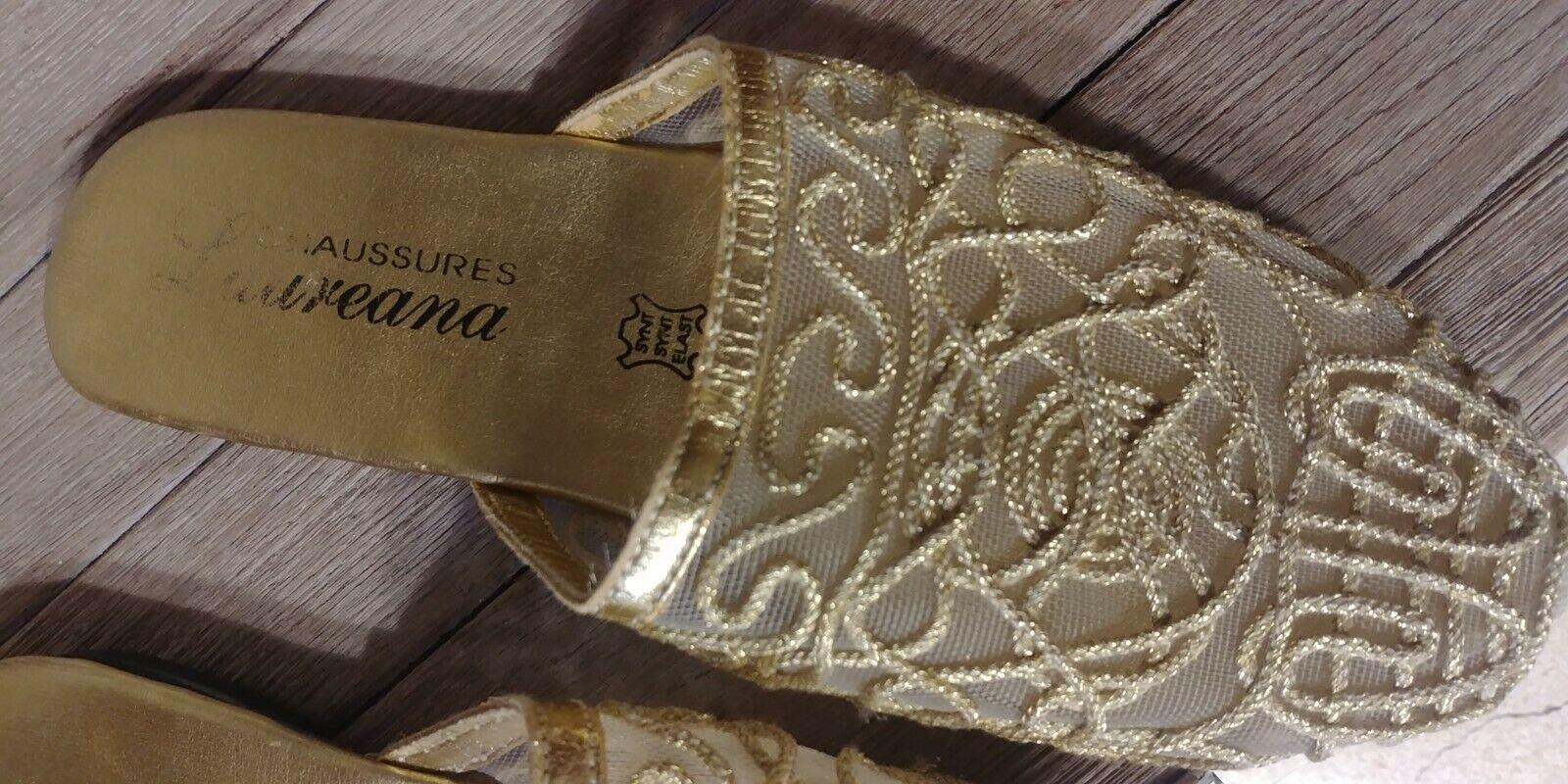 Slippers Turkish Lanyard Satin 38