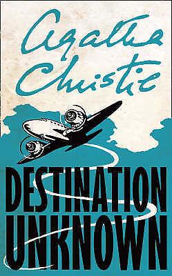 Destination Unknown (Signature Editions)  Agatha Christie Book