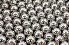 100 12mm Diameter Chrome Steel Ball Bearings G10