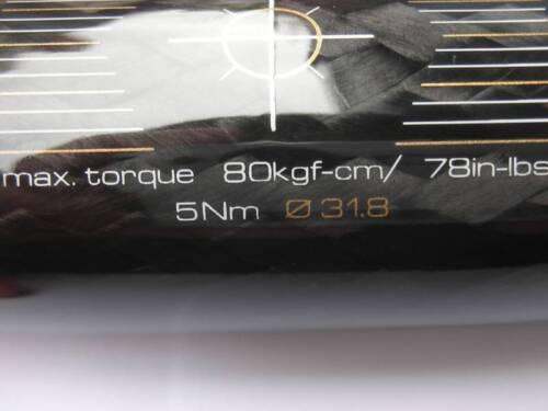 1 PC BIKE CARBON RISER RIZER HANDLEBAR 31.8 X 620mm NEW