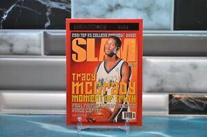 2020-21 NBA Hoops Basketball Tracy McGrady Slam Magazine  Orlando Magic #20